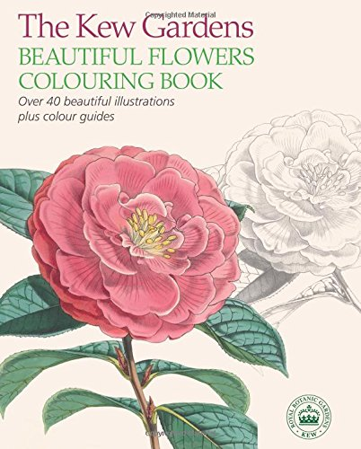 The Kew Gardens Beautiful Plants Colouring Book (Colouring Books) por Arcturus Publishing