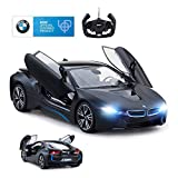 ViVo© Licensed BMW i8 Remote Contol RC Car with Motorised Opening Scissor Doors