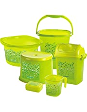 Bath Accessories & Laundry sets starting Rs.111