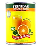 Trinidad Orange Juice Unsweetened 540ml