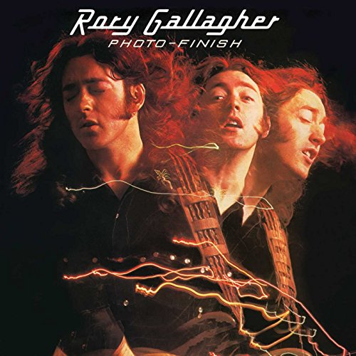 Rory Gallagher: Photo Finish (Remastered 2017) (Audio CD)