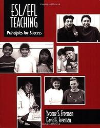ESL/EFL Teaching: Principles for Success