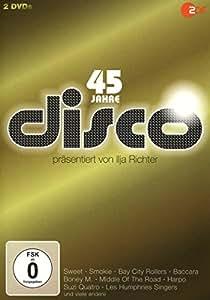Various Artists - 45 Jahre Disco [2 DVDs]