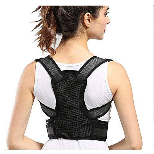 Sxuefang Corrector de Postura Tcare ClavíCula Soporte Aparato MéDico para Mejorar la Mala Postura Cifosis ToráCica AlineacióN del Hombro