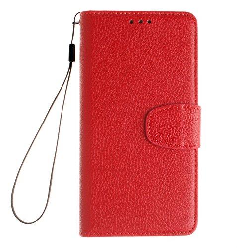 Meet de style classique Housse / Case pour Samsung Galaxy A5 / A5000 , Samsung Galaxy A5 / A5000 Soft TPU Protection Etui Souple Flexible Coque TPU Silicone Soft Case,Doux Silicone Bumper Case Dandeli rouge