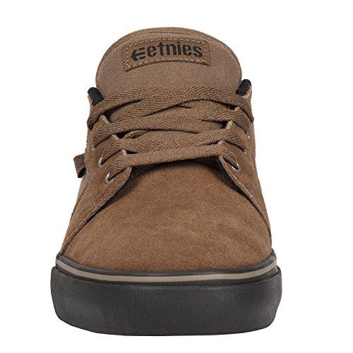 Etnies  Etnies Schuhe Barge Ls Braun Gr. 41, Baskets pour homme marron marron 41 Braun