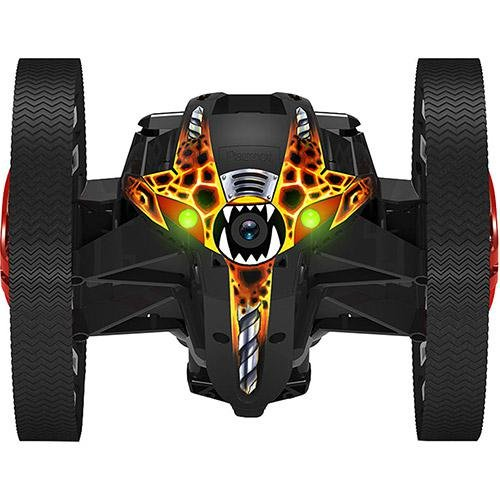 Parrot Jumping Sumo Minidrone (WiFi, Wide Angled Kamera) schwarz - 3