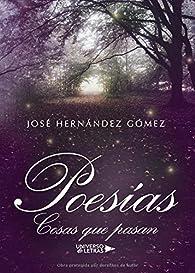 Poesías: Cosas que pasan par José Hernández