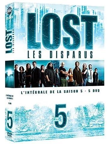 Lost, saison 5 - Coffret 5
