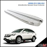 Whiteline Skirts Tube Chrome Running Boards for Honda CR-V 2006-2012 (173)