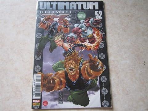 ULTIMATE X-MEN N° 52 ultimatum (1) (2009) COMICS VF