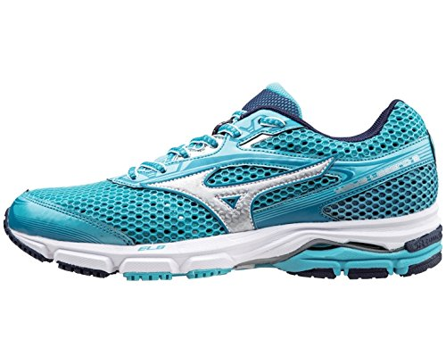 Mizuno Wave Legend 3 Women's Chaussure De Course à Pied - AW15 blue