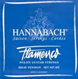 CUERDAS GUITARRA FLAMENCA - Hannabach (827/HT) Azul (Juego Completo)