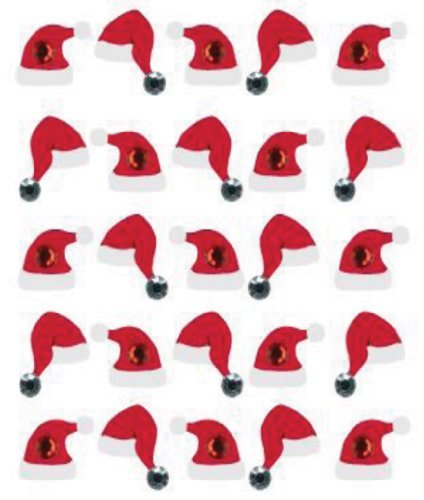 Jolee's Boutique Santa Hat Dimensional Stickers by