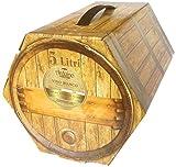 Bag in Box Botticella Vino Rosso 5 Litri - Cantine Arduino Telaro