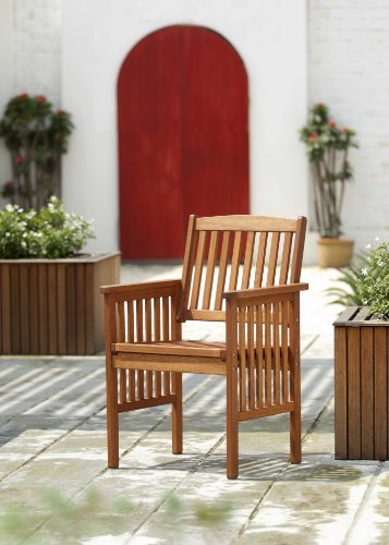 Chichester FSC Eucalyptus Wood Outdoor Armchair