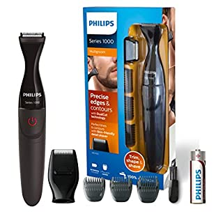 Philips MG1100/16 Tondeuse multi-styles Series 1000 avec 3 sabots de précision (B00ROSVV7M) | Amazon price tracker / tracking, Amazon price history charts, Amazon price watches, Amazon price drop alerts