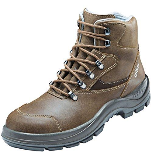 Chaussures De Sécurité Atlas Nevada 580 En Weite 10 Selon En Iso 20345 S2 Src Beige