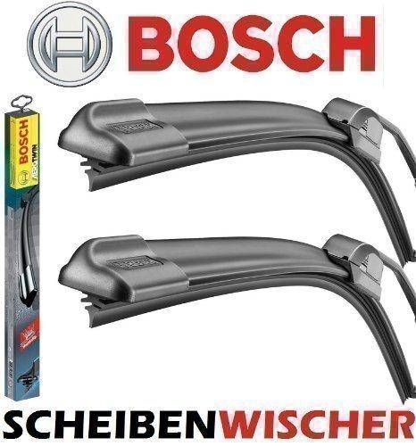 BOSCH AeroTwin Set 530 / 450 mm Scheibenwischer Flachbalkenwischer Wischerblatt Scheibenwischerblatt Frontscheibenwischer 2mmService