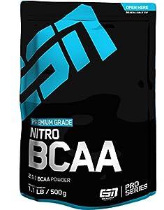 ESN Nitro BCAA Powder Pro Series, Cola, 500g Beutel
