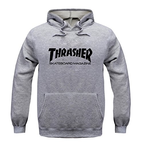 49241353df39 2016 New Thrasher Mag Logo For Boys Girls Hoodies Sweatshirts Pullover  Outlet