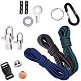 """The Friendly Swede """"Do It Yourself"""" Paracord-Set inkl. 3 x 3"""