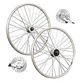 Taylor Wheels 28 Zoll Laufradsatz Shimano Nabendynamo Nexus Inter 8 Rollenbremse
