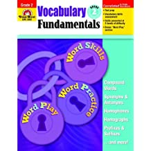 Vocabulary Fundamentals, Grade 2