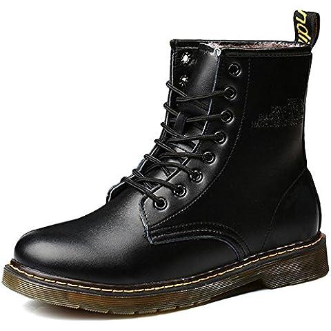Yinglunmading stivali/ stivali/Stivali da neve/Stivaletti uomo/Scarpe di cotone/Utensileria stivali/Ciao
