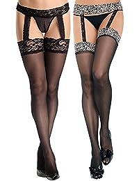 Collant Resille Noir Ouvert Pantyhose Lingerie Sexy Collants