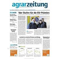 agrarzeitung [Jahresabo]