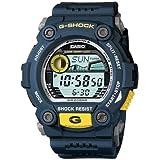 Casio G7900-2 G7900-2DR - Reloj para hombres, correa de plástico color azul