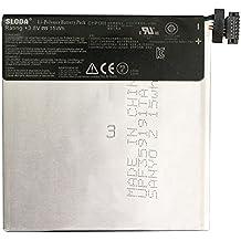 SLODA Batería de Repuesto Para Asus Google Nexus 7 Segunda Generación (2013 Versión) Tablet ME571 ME571K ME571KL K008 K009 C11P1303 Pad Batería