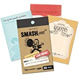 SMASH Book Word Of Mouth Pad