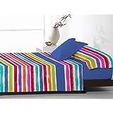 Juego de cama 3 piezas Reig Marti Brack cama de 105 color Azul