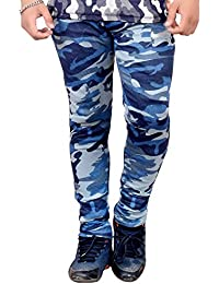 Men's Camouflage Gym TrackPant