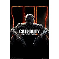 GB eye LTD, Call of Duty Black Ops 3, Cover Panned Out, Maxi Poster, 61 x 91,5 cm