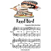 Reed Bird Easiest Piano Sheet Music Junior Edition (English Edition)