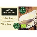 Natur Compagnie Béchamel Sauce Blanche Bio 2 x 0,25 L