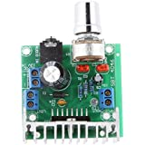AC/DC 12V TDA7297 2x15W Módulo de Doble Canal Digital Amplificador de Audio DIY Kit Bricolaje