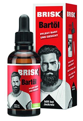 BRISK Bart-Öl
