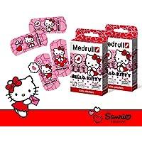 Medrull 2 Packungen Hello Kitty Sensitiv Pflaster für Kinder - Bestes Geschenk preisvergleich bei billige-tabletten.eu
