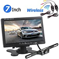 Wireless parcheggio Guasti – BW 7 pollici 800 x 480 RGB Display digitale auto monitor