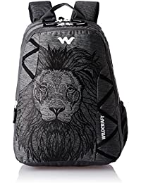 a3ed37baaf Wildcraft 35 Ltrs Black and Mel Backpack (WC 5 Dare)