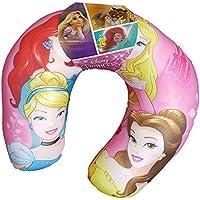 Disney Princess Neck Pillow Plane Travel Cushion