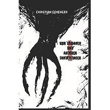 I: Von Dämonen und anderen Sonderlingen