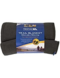 Trespass Snuggles Soft Warm Thermal Blanket Cover for Trail Travel Couch Camping