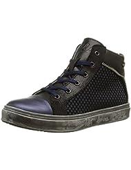 IKKS Kristen, Sneakers Hautes fille, Bleu (Vte Marine Dpf/Torres), 40 EU