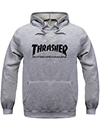 2016 New Thrasher Mag Logo For Boys Girls Hoodies Sweatshirts Pullover Outlet