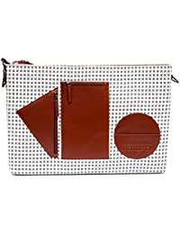 The Post Box- Traditionalist Designer Leather Laptop Bag - 16 Inches